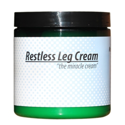 Resteless Leg Cream Miracle Cream, Miracle, Cream, RLC, Cramp, Relief, Cramp Relief