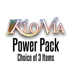 KloNia Power Pack